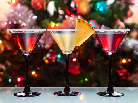 Food Ideas For Holiday Cocktail Party